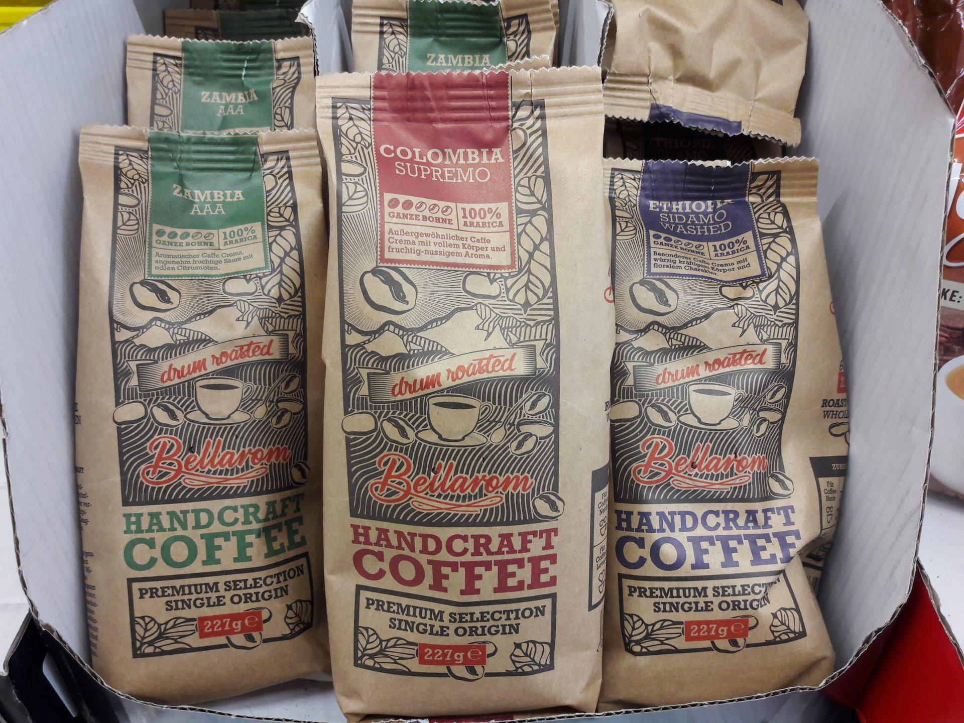 lidl kaffeebohnen