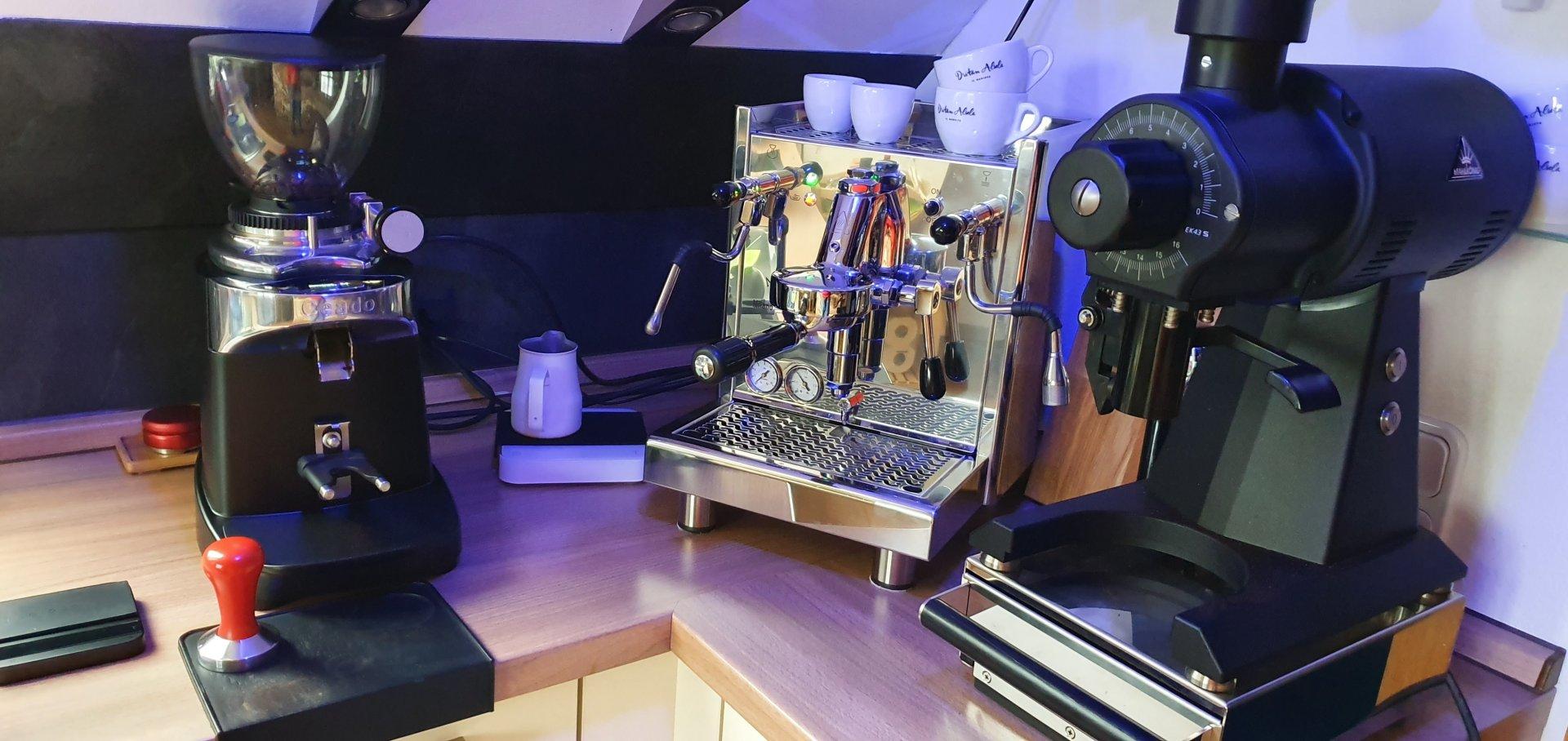 Wie sieht eure Kaffee-Ecke aus?   Seite 677